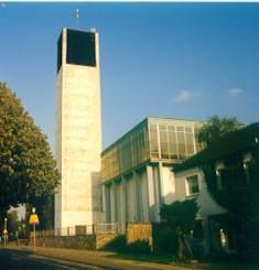 Auferstehungskirche, Aachen